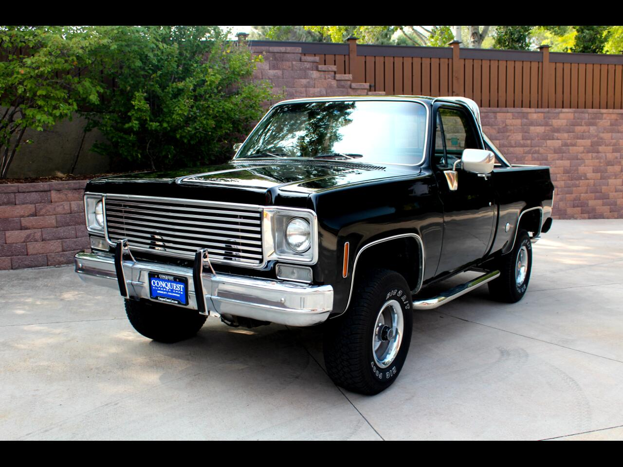 Chevrolet K10  1977