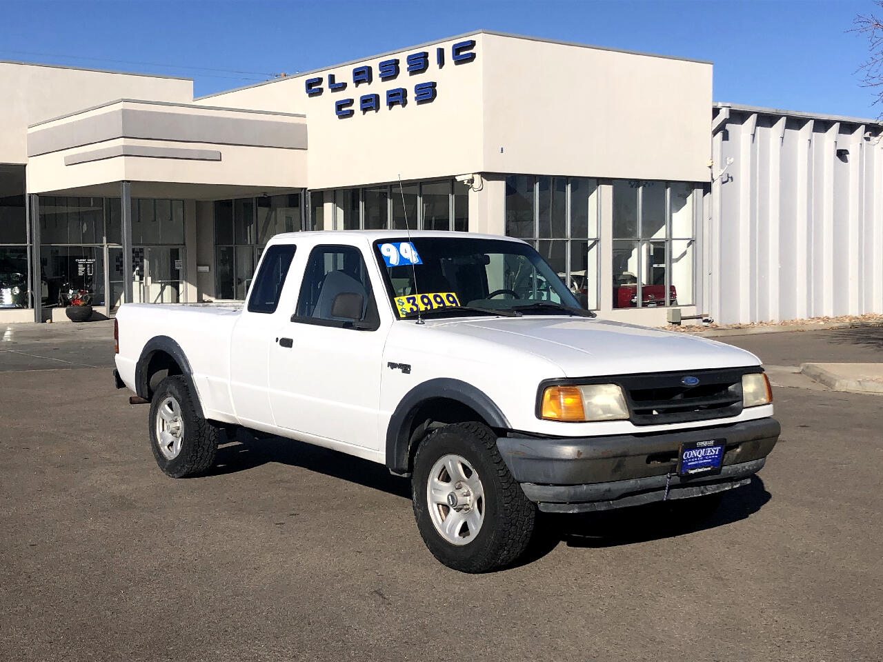Ford Ranger XL SuperCab 4WD 1994