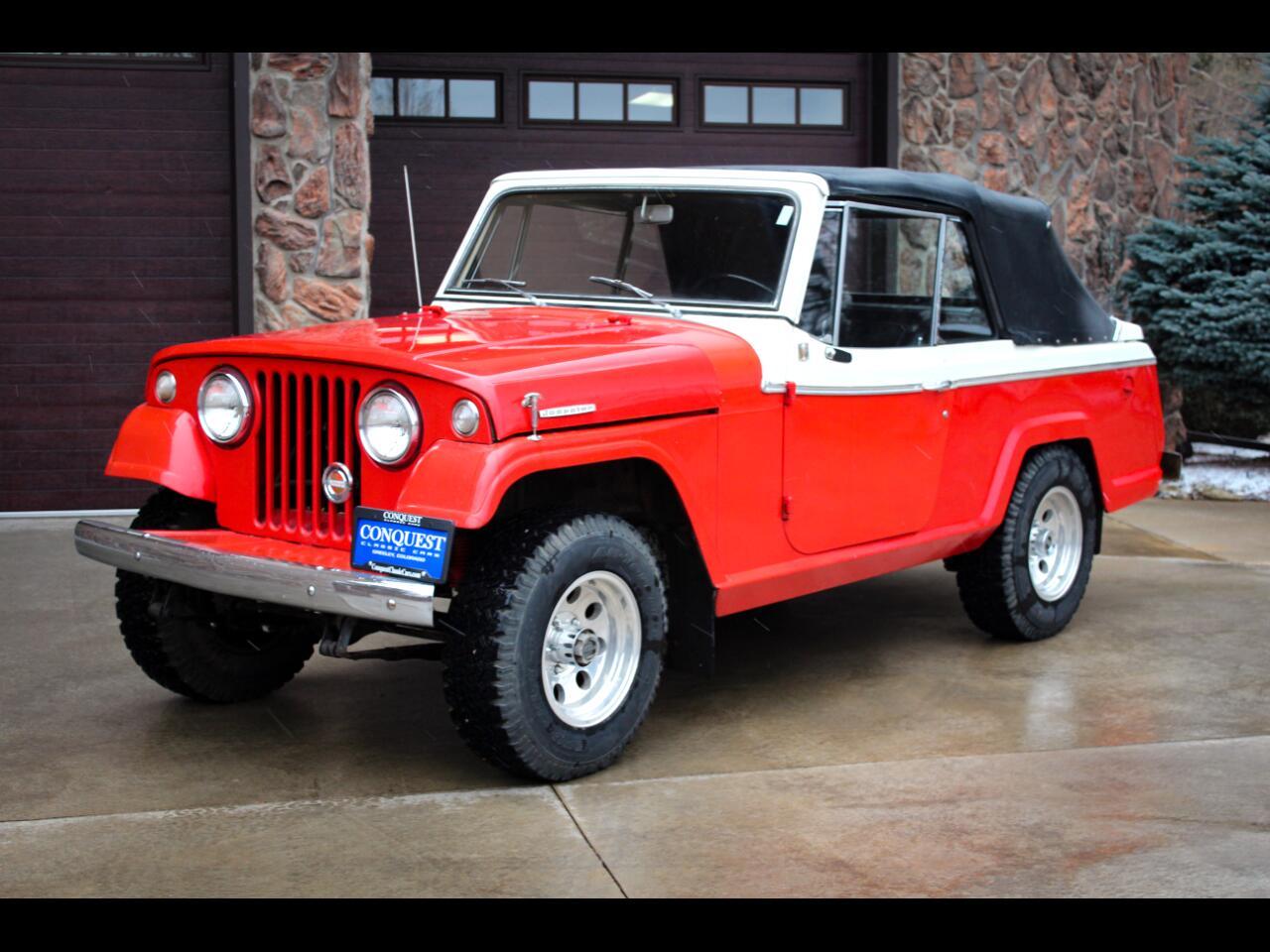 Jeep Commando  1967