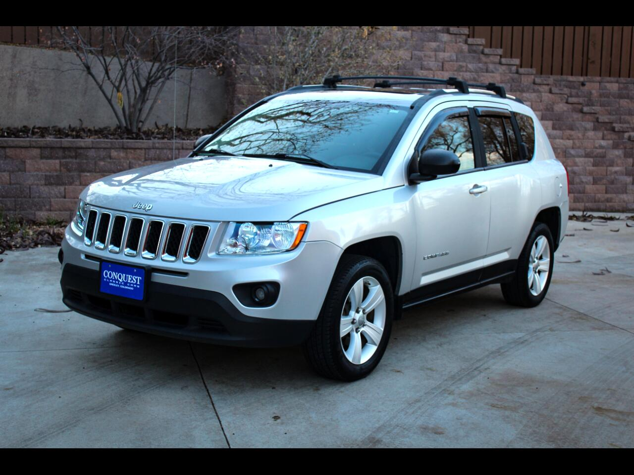 Jeep Compass Latitude 4x4 2012