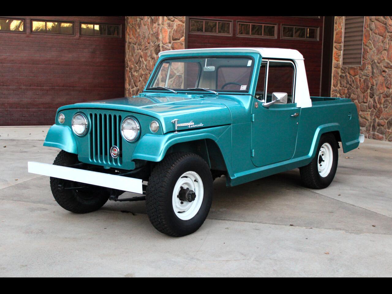 Jeep Commando  1969