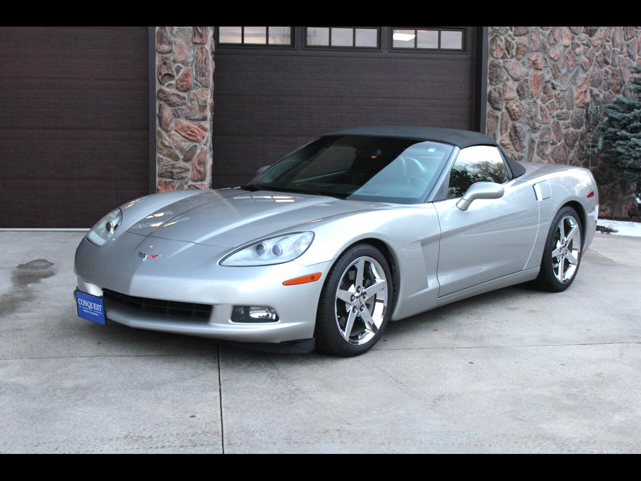 Chevrolet Corvette Convertible LT3 2008