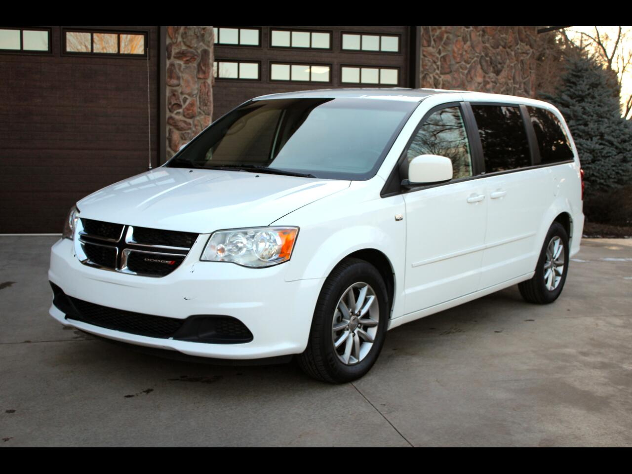 Dodge Grand Caravan Anniversary Edition 2014