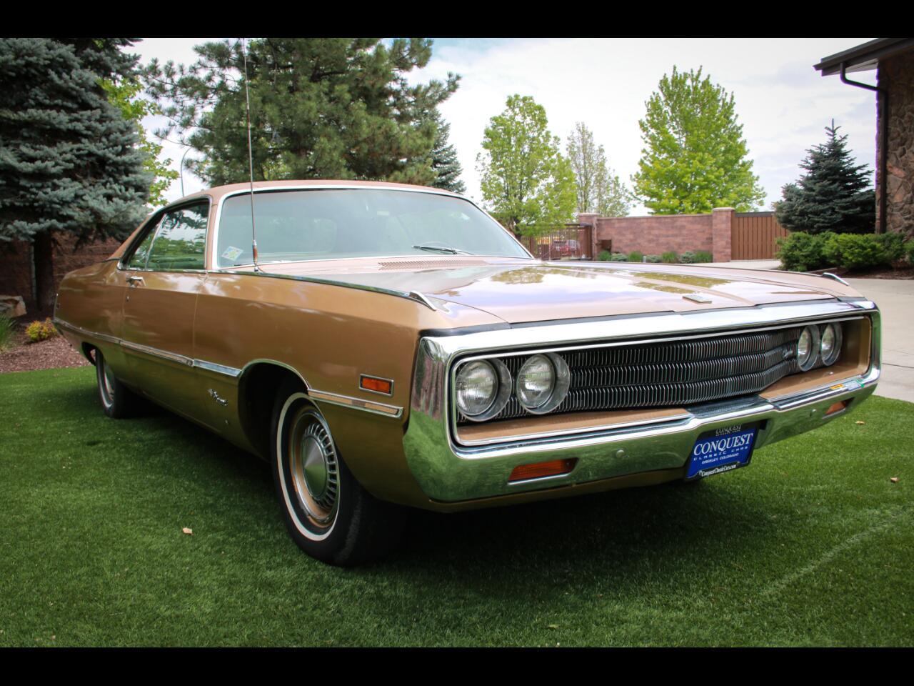Chrysler Newport  1970