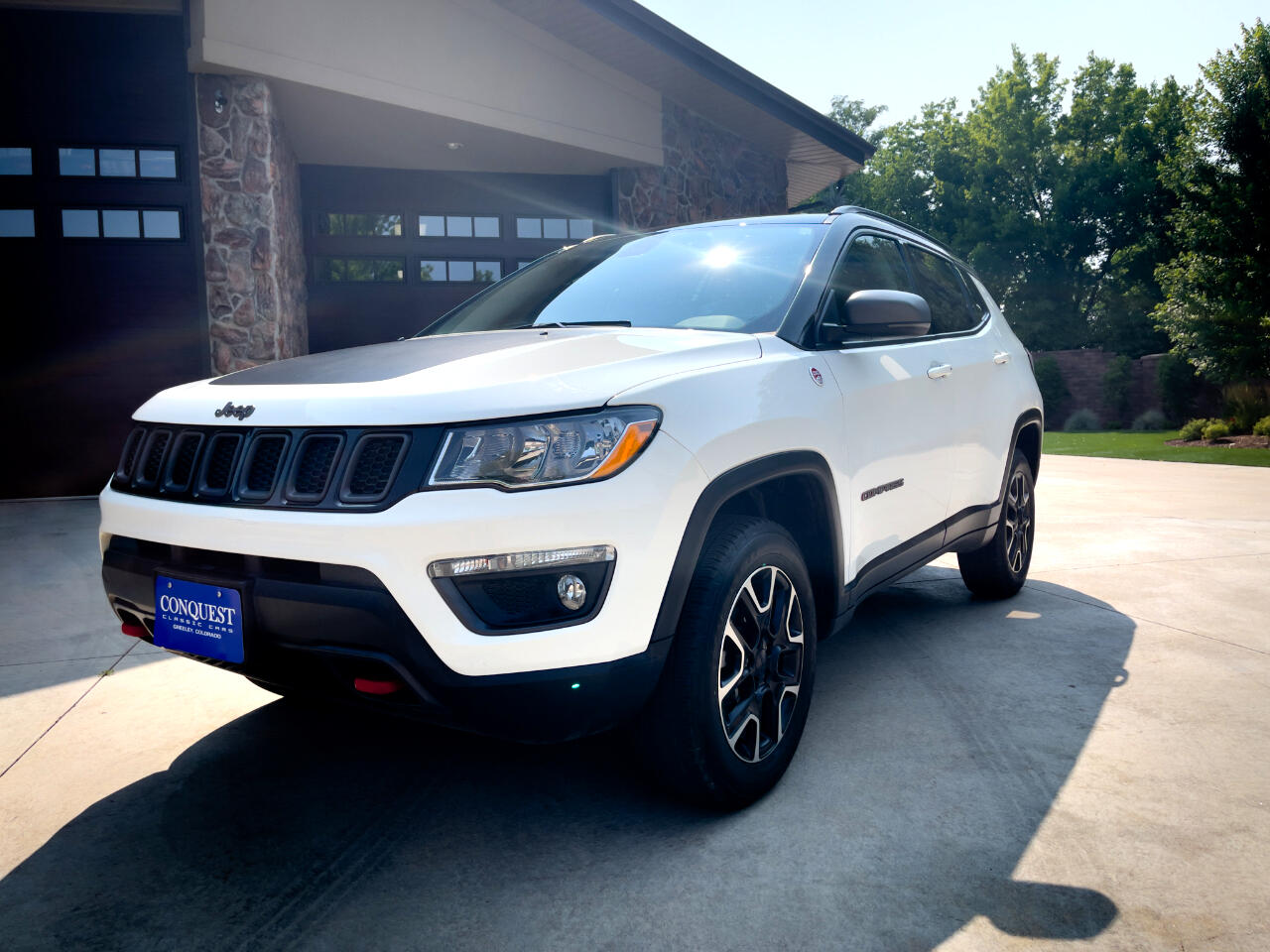 Jeep Compass Trailhawk 4WD 2020