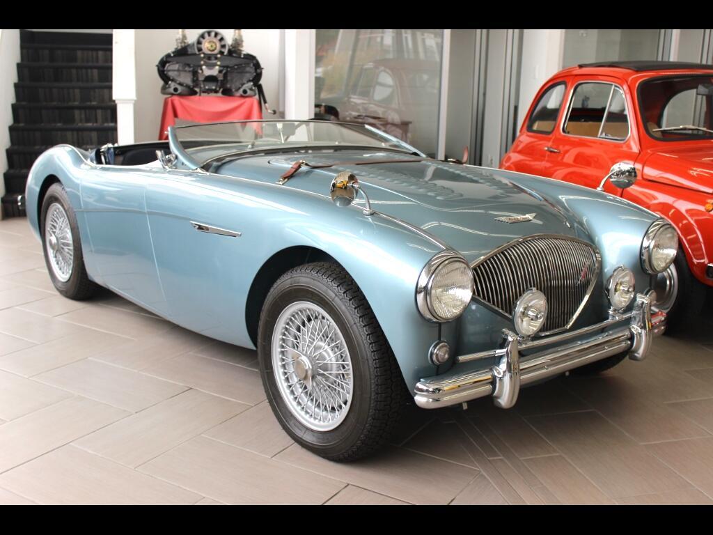 """1955 Austin Healey 100 Factory 100M """"Le Mans"""""""