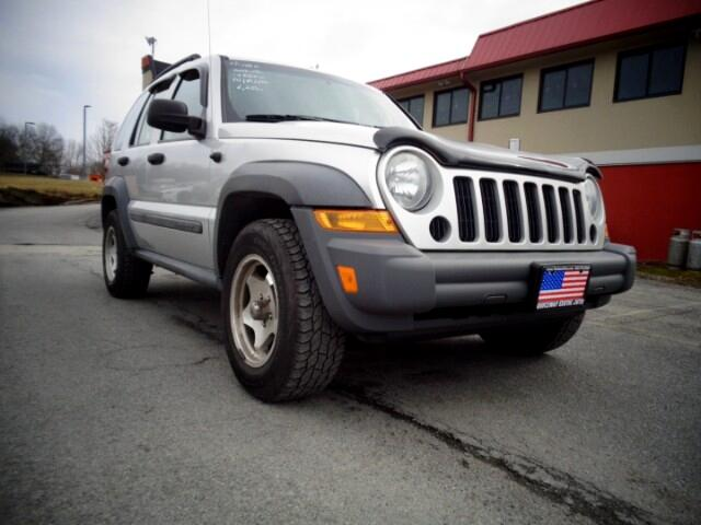 Jeep Liberty Sport 4WD 2007