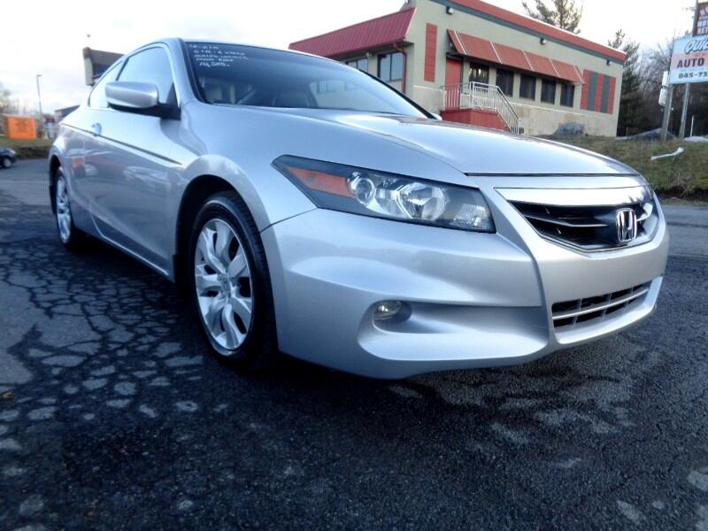 Honda Accord EX-L V6 Coupe 2012
