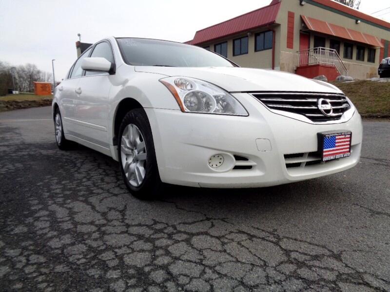 Nissan Altima 2.5 S 2011