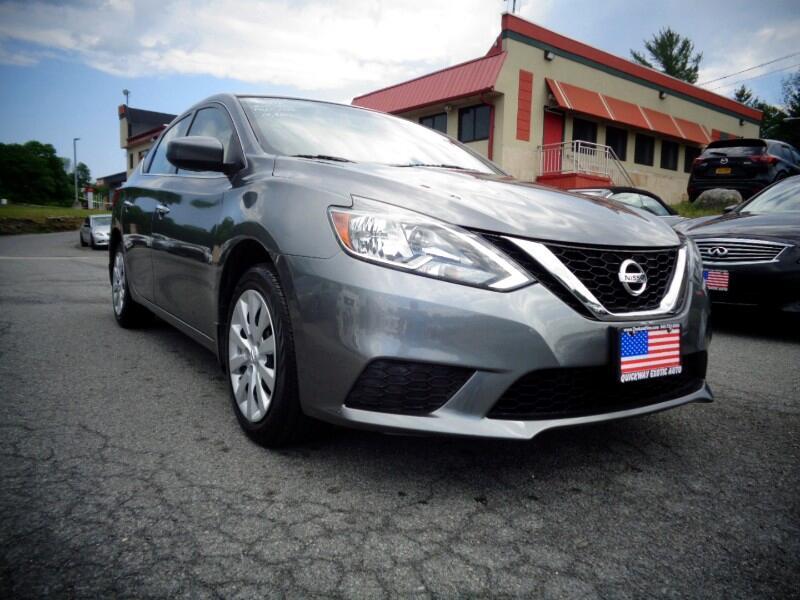 Nissan Sentra FE+ S 2016