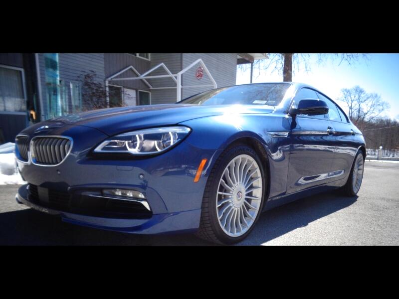 BMW 6-Series Gran Coupe  2018