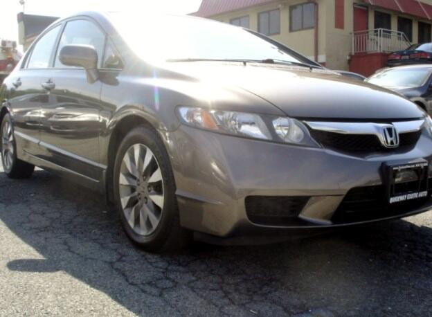 2010 Honda Civic EX-L Sedan 5-Speed AT