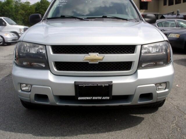 Chevrolet TrailBlazer LS1 4WD 2007