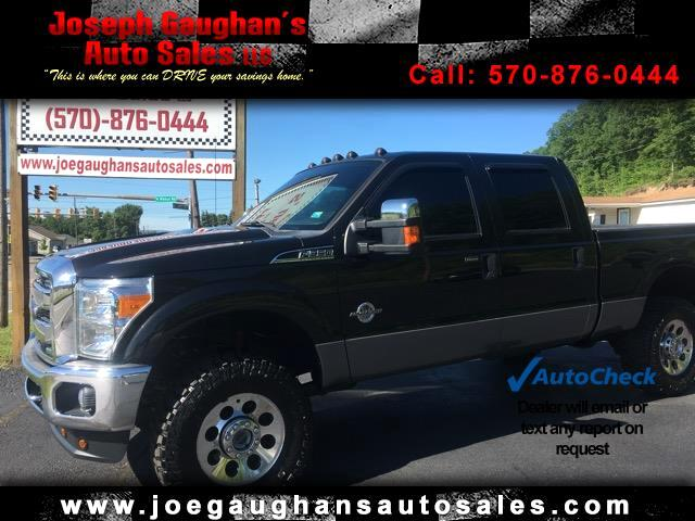 2012 Ford F-350 SD XLT SuperCab Short Bed 4WD
