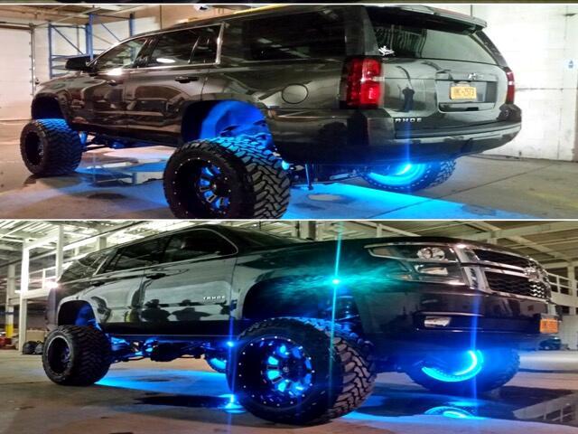 2017 Chevrolet Tahoe LT 4WD