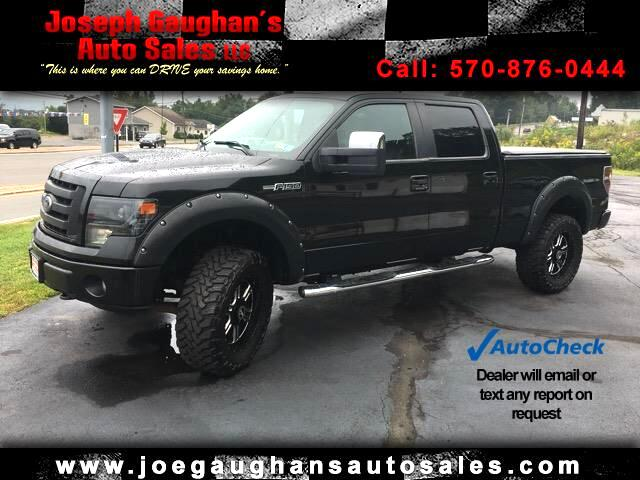 """2010 Ford F-150 4WD SuperCrew 157"""" FX4"""