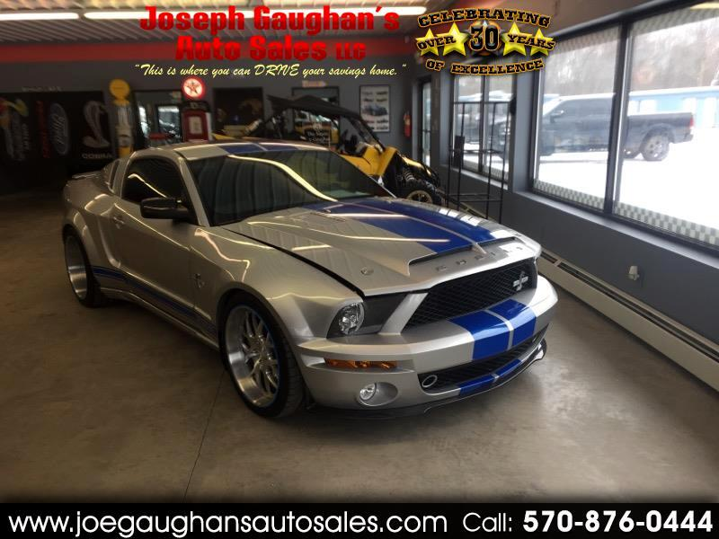 2008 Ford Shelby GT500 K R Wide Body