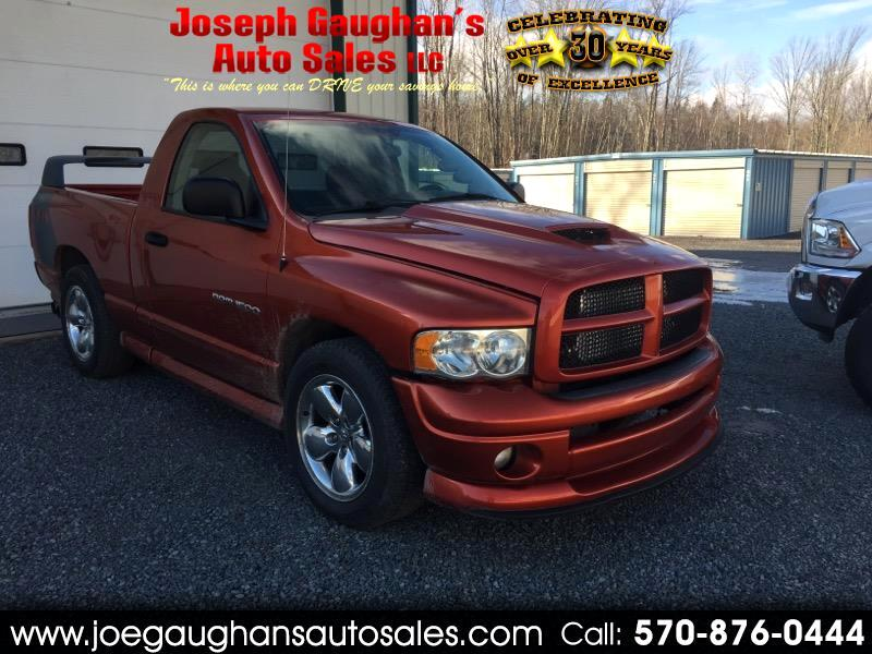 2005 Dodge Ram 1500 2dr Reg Cab Short Bed Daytona Edition 2WD