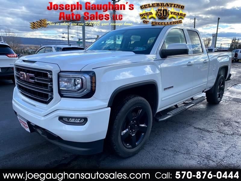 "GMC Sierra 1500 4WD Double Cab 147"" Elevation 2019"