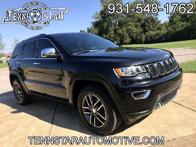2017 Jeep Grand Cherokee Limited 2WD