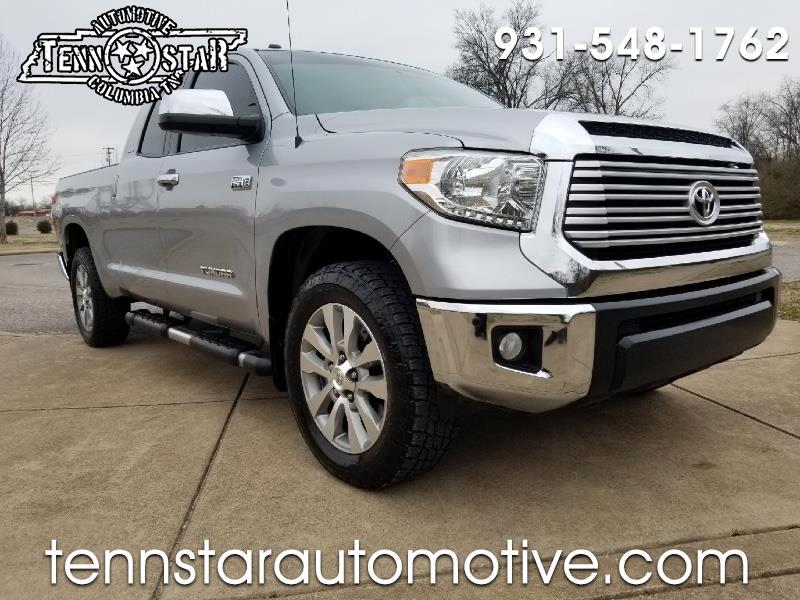 2014 Toyota Tundra Limited 5.7L FFV Double Cab 4WD