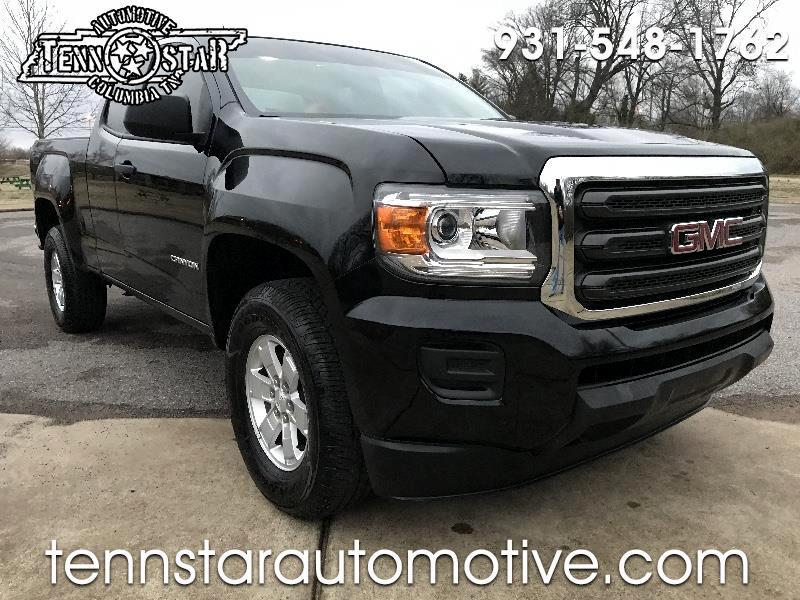 2017 GMC Canyon Ext Cab 125.9
