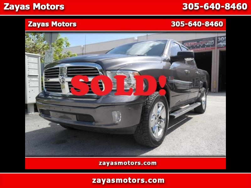 "2015 RAM 1500 Big Horn/Lone Star 4x4 Crew Cab 5'7"" Box"