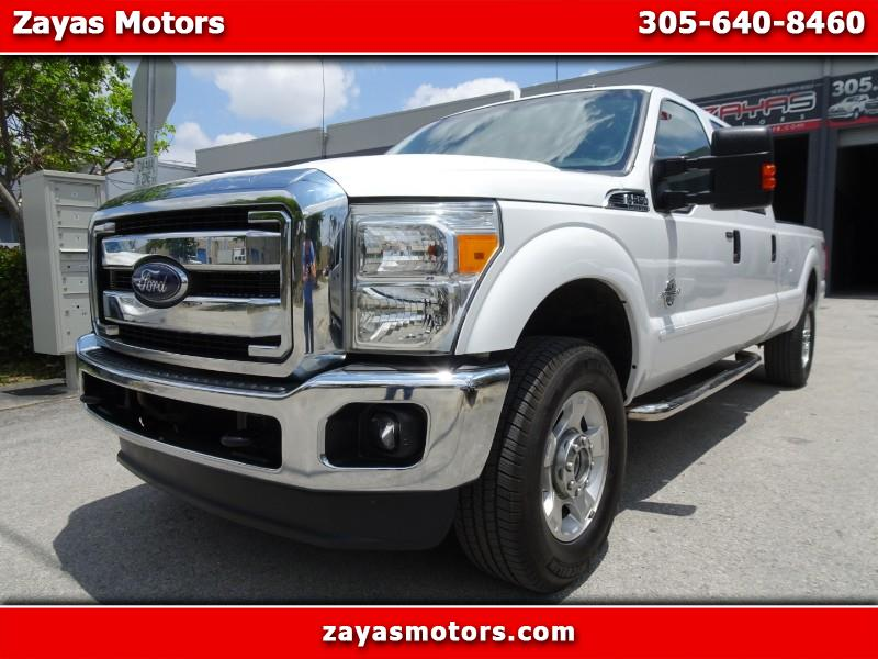 2015 Ford F-250 SD Lariat Crew Cab Long Bed 4WD