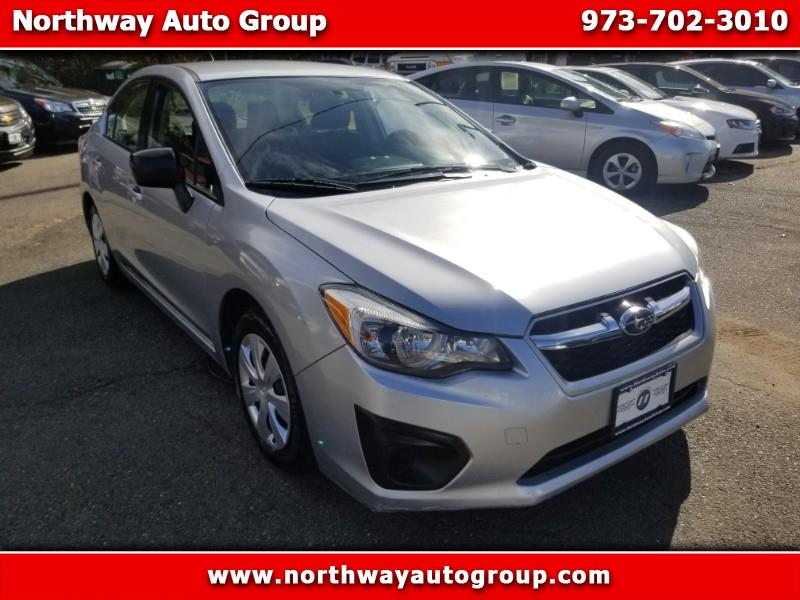 2014 Subaru Impreza Base 4-Door