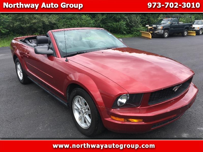 2007 Ford Mustang V6 Premium Convertible