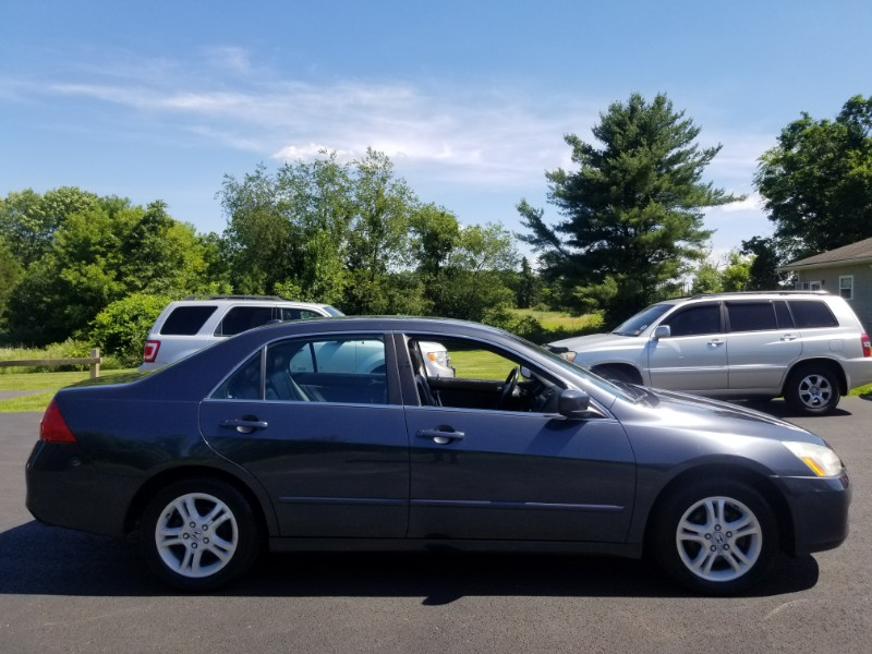 2007 Honda Accord EX-L Sedan