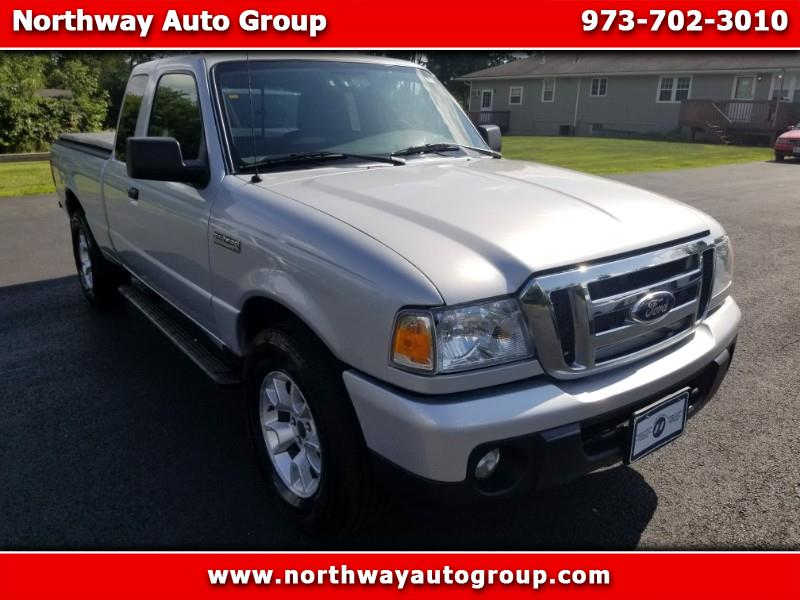 2011 Ford Ranger XLT SuperCab 4-Door 4WD