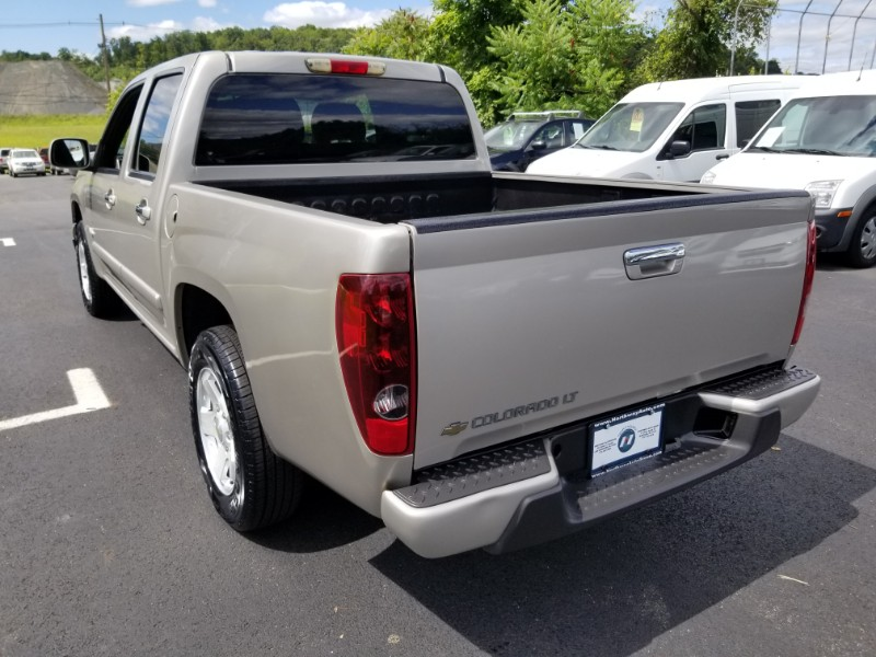 2009 Chevrolet Colorado 1LT Crew Cab 2WD