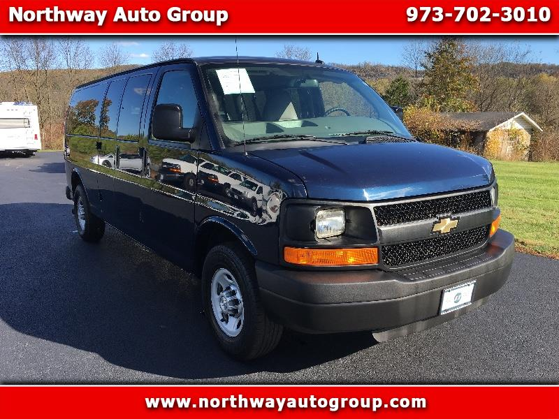 2015 Chevrolet Express LS 3500 Extended