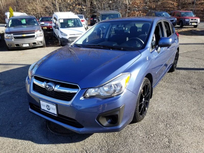 2012 Subaru Impreza Premium 5-Door w/All Weather Package