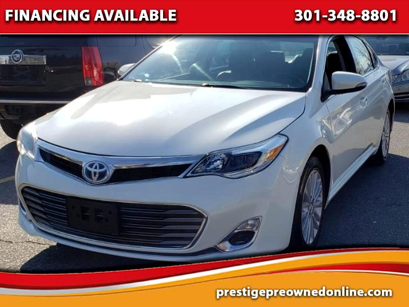 Toyota Avalon Hybrid XLE Premium 2014