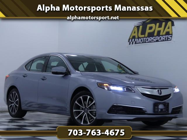 2015 Acura TLX SH-AWD w/ Technology Package