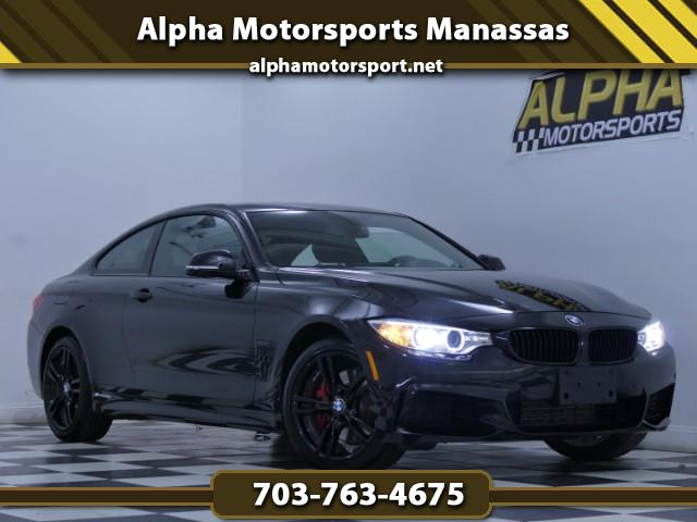 2015 BMW 4-Series w/ M Sport Package
