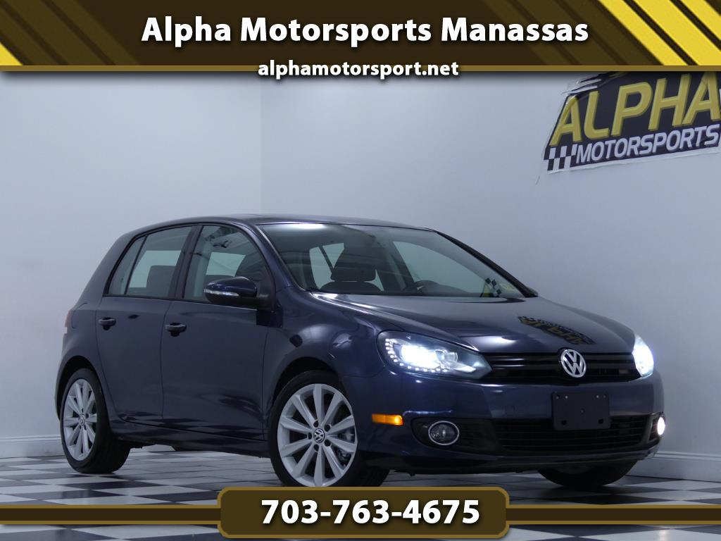 2012 Volkswagen Golf TDI w/ Technology Package