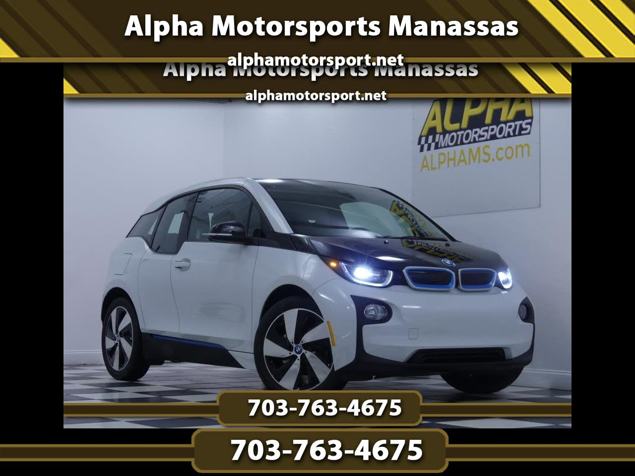 2015 BMW i3 Giga World