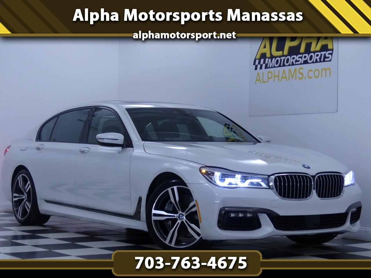 2016 BMW 750i xDrive w/ M-Sport Package