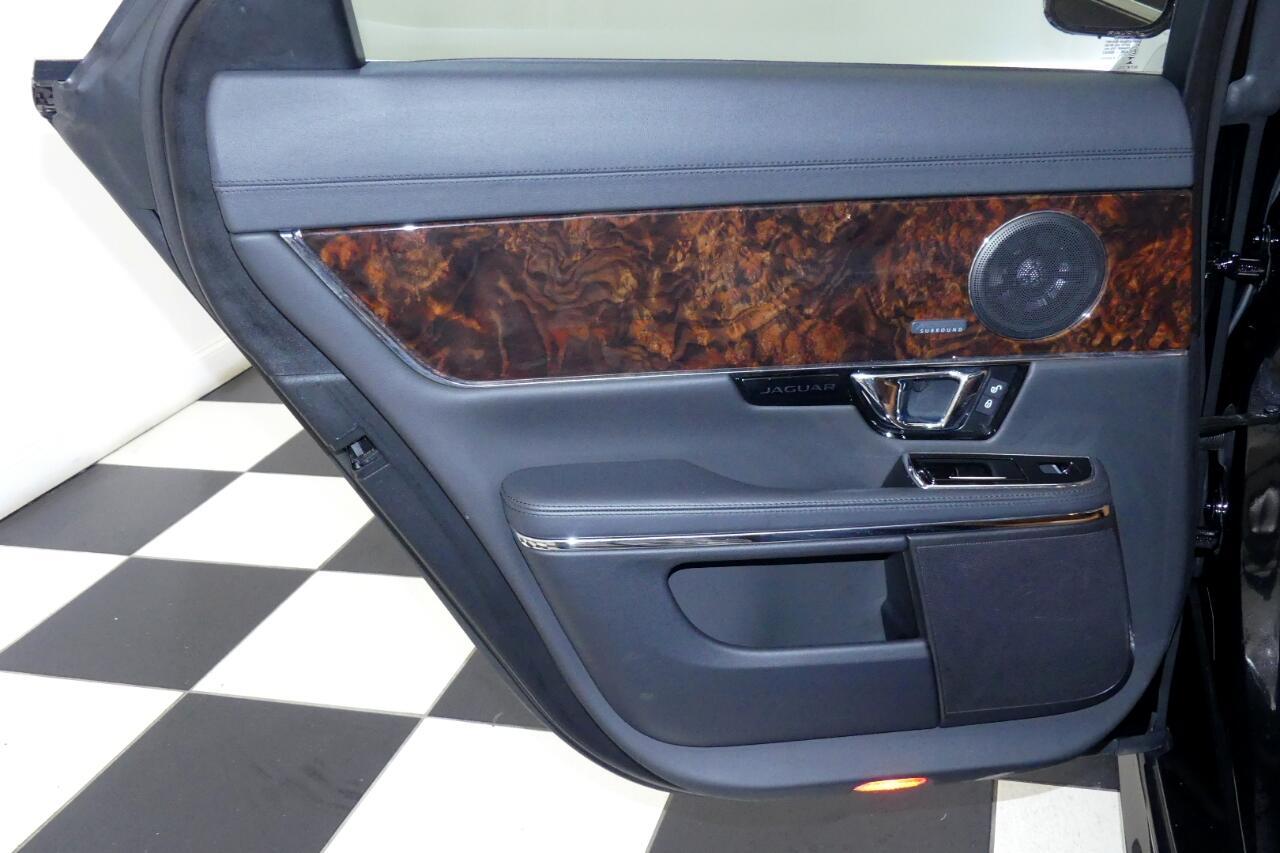 Jaguar XJ-Series XJ AWD 2016