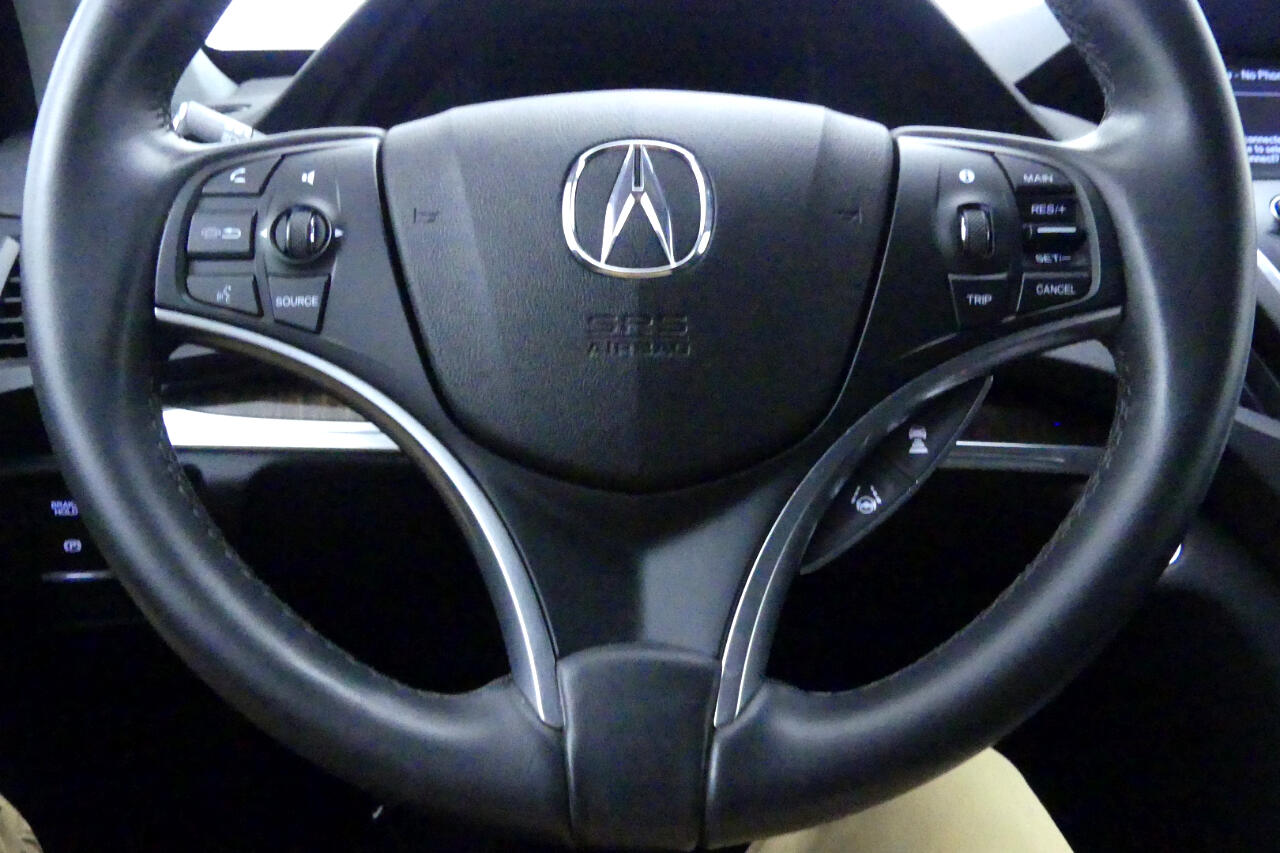 2018 Acura MDX 9-Spd AT
