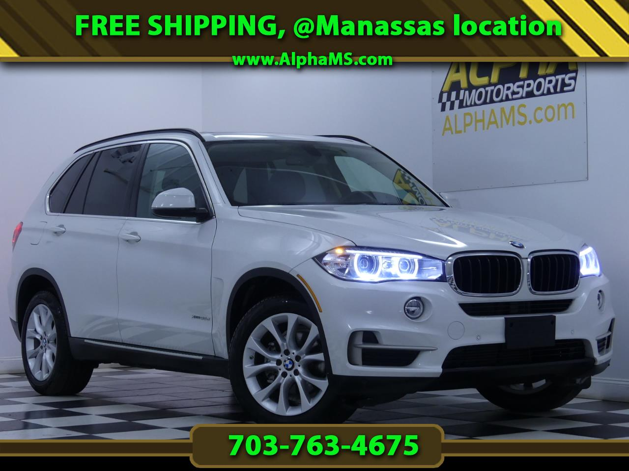 BMW X5 xDrive35id 2016