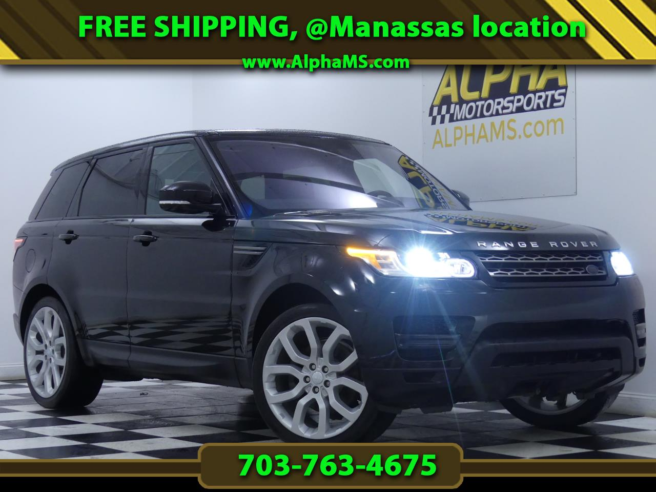 Land Rover Range Rover Sport HSE Td6 2016
