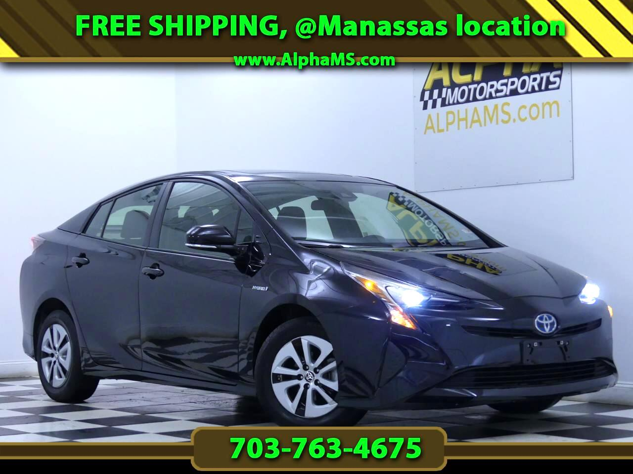Used 2016 Toyota Prius Two Eco For Sale In Manassas Va 20110 Alpha