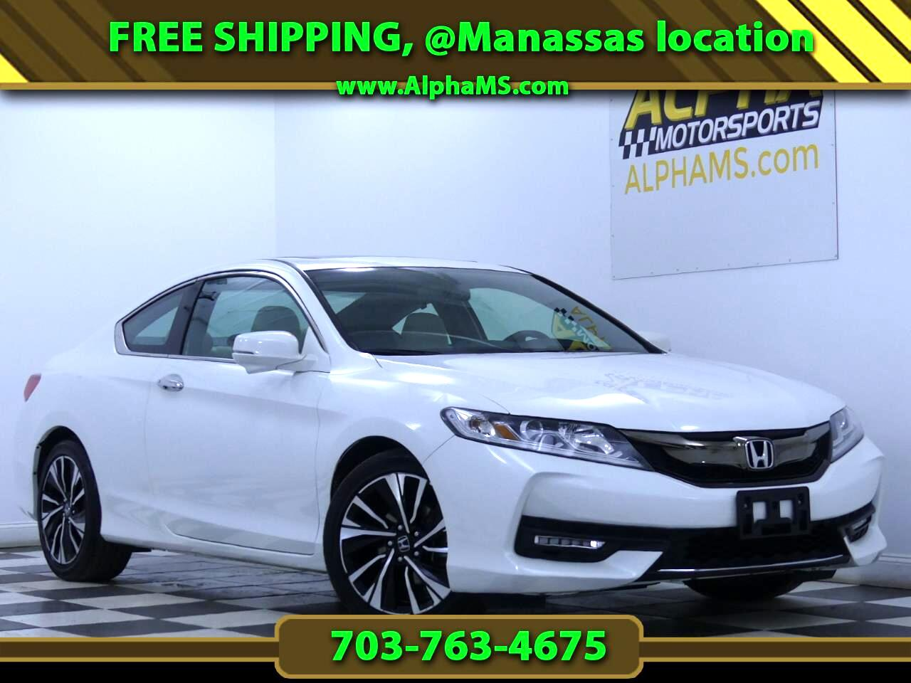 Honda Accord EX-L CVT 2017