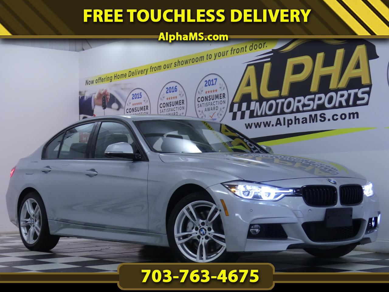 BMW 3-Series 340i xDrive Sedan 2018