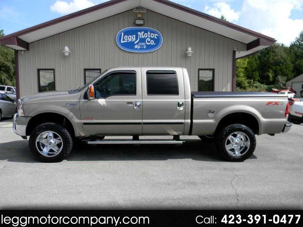 F250 Short Bed For Sale >> Used 2007 Ford F 250 Sd Lariat Crew Cab Short Bed 4wd For