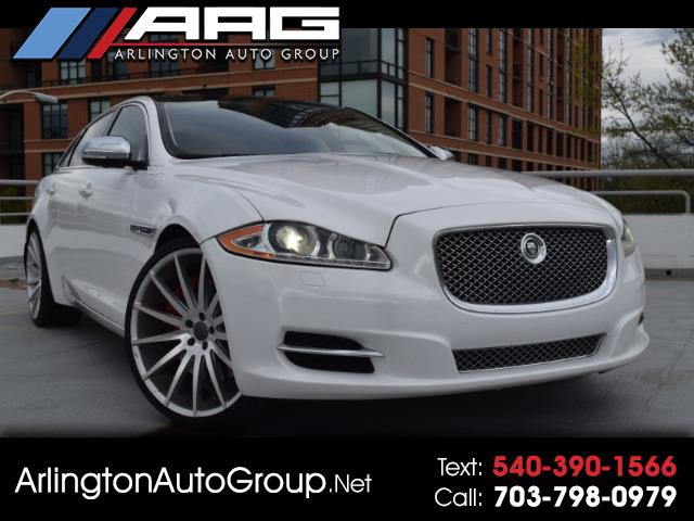 2011 Jaguar XJ-Series XJL Supercharged